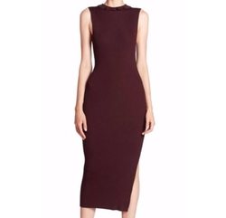Hedrisa Lustrate Bodycon Dress by Theory in Love