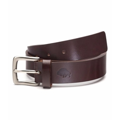No. 1 Leather Belt by Ezra Arthur in Daddy's Home 2