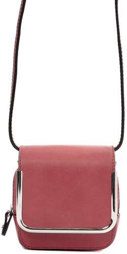 Red Crossbody Bag by Carven in Pitch Perfect 2