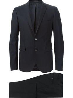 Two Piece Suit by Tagliatore in The Vampire Diaries