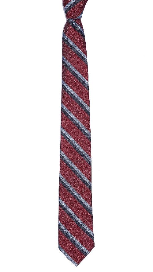 Double Stripe Tie by Band of Outsiders in The Great Gatsby