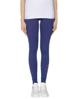 Jersey Leggings by Y.A.S. Sport in Quantico