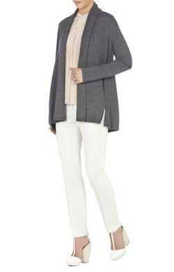 Patti Shawl-Collar Cardigan by BCBGMAXAZRIA in While We're Young