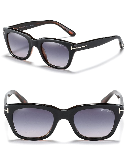Snowdon Sunglasses by Tom Ford in Self/Less