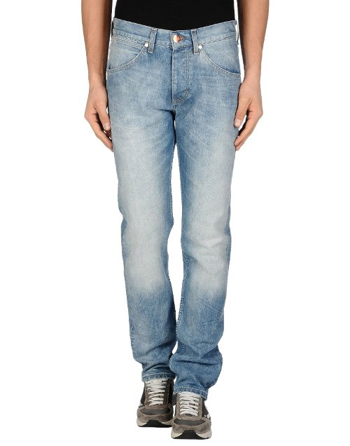 Denim Pants by Wrangler in Vice