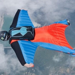 I-Bird Wingsuits by Tony Suits in Point Break