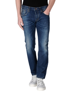 Denim Pants by (+) People in Steve Jobs