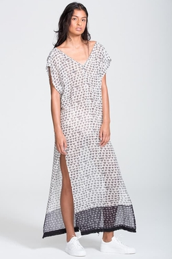 Lula Caftan by Lemlem in Grace and Frankie