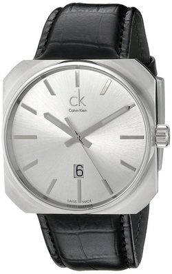 Analog Display Swiss Quartz Watch by Calvin Klein in Love Actually