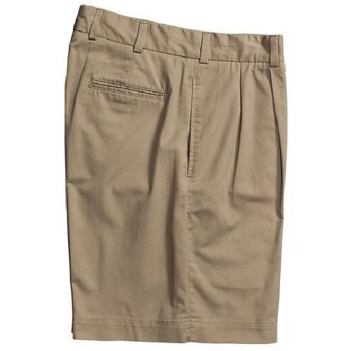 Khakis M2P Tropical Twill Shorts by Bills in Blended