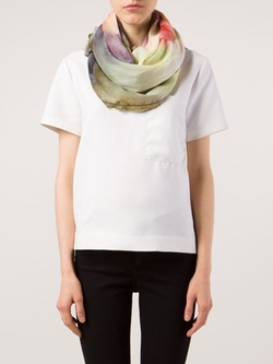 Printed Scarf by Faliero Sarti in Scandal
