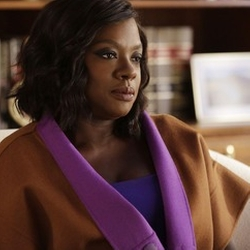 Colorblock Coat by Fendi in How To Get Away With Murder