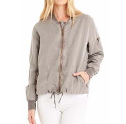 Women's Bomber Jacket by Michael Stars in Valerian and the City of a Thousand Planets