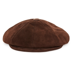 Ruthy Suede Cabbie Hat by Goorin Brothers in Scream Queens