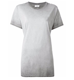 Washed T-Shirt by Saint Laurent in Chelsea