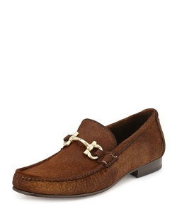 Giordano Bit Loafer Shoes by Salvatore Ferragamo in Entourage