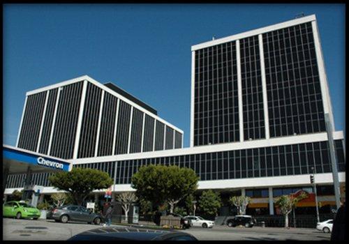 La Curacao Business Center Los Angeles, California in Drive