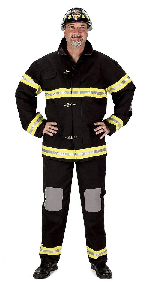 Adult Firefighter Costume by Aeromax in Chronicle