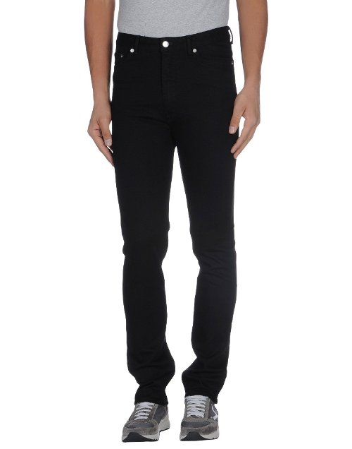 Black Denim Pants by BLK Denim in Entourage