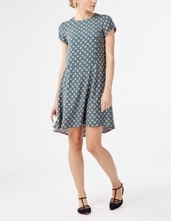 Victoria Dress by Boden in Supergirl