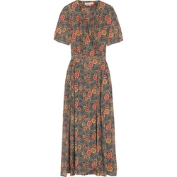 Shania Floral Dress by Isabel Marant Étoile in The Girl on the Train