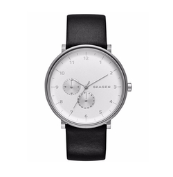 Hald Leather Strap Watch by Skagen in Bleed for This