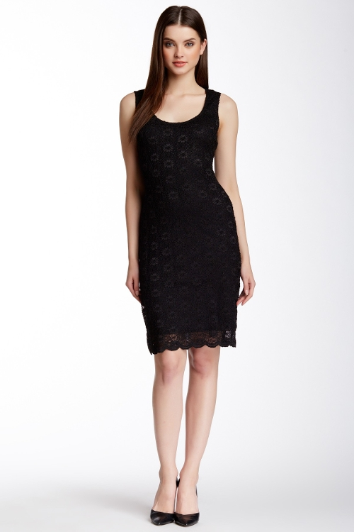 Sleeveless Lace Dress by Tiana B. in Mean Girls