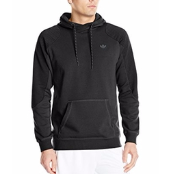 Sport Luxe Moto Hoodie Sweatshirt by Adidas Originals in Keeping Up With The Kardashians