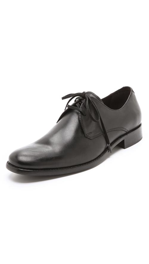 Lace Up Oxfords by John Varvatos Star USA in Chronicle