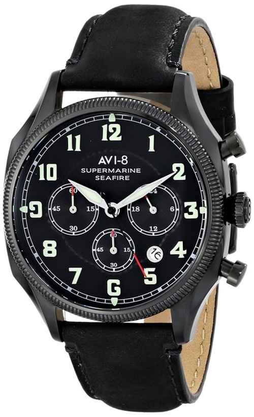 Supermarine Seafire Analog Display Watch by AVI-8 in Love & Mercy