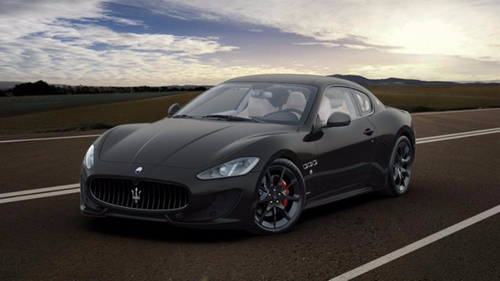 Granturismo Sport Coupe by Maserati in Billions