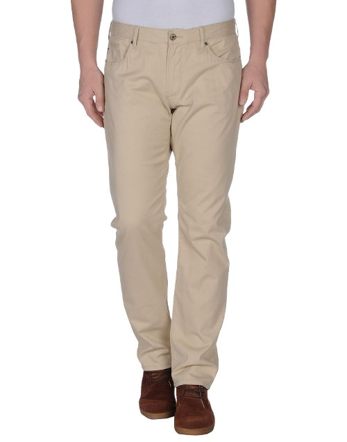 Casual Pants by Armani Jeans in The Counselor