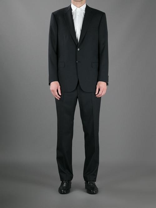 Wool Suit by Brioni in The Other Woman