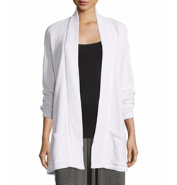 Twisted Terry Kimono Cardigan by Eileen Fisher in How To Get Away With Murder