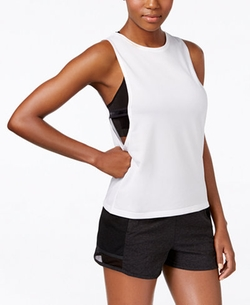 Elastika Biker Dri-Fit Tank Top by Nike in Into the Forest