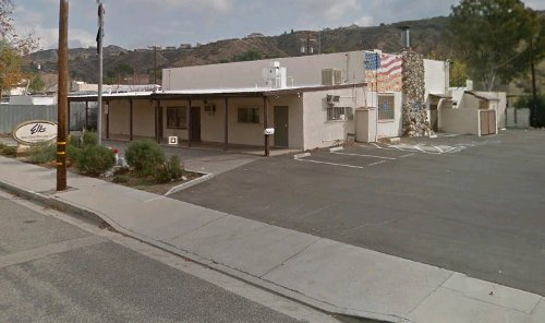 Santa Clarita Elks Lodge (Depicted as Pawnshop) Santa Clarita, California in Drive