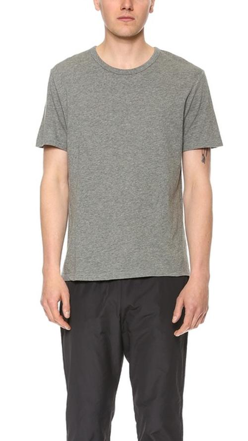 Classic Short Sleeve Tee by T by Alexander Wang in Interstellar