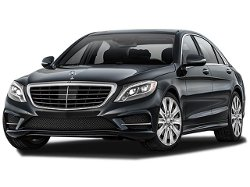 2014 S550 Sedan Car by Mercedes-Benz in John Wick