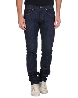 Straight Leg Denim Pants by Love Moschino in Rock The Kasbah