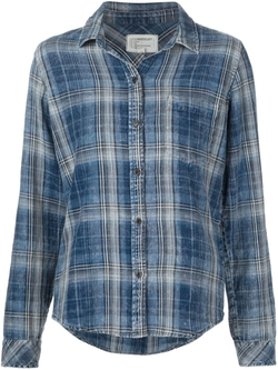 'The Workwear' Plaid Shirt by Current/Elliott in Keeping Up With The Kardashians