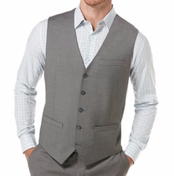 Button Front Vest by Perry Ellis in Batman v Superman: Dawn of Justice