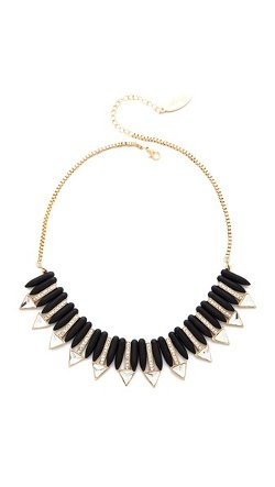 Triangle Short Necklace by Adia Kibur in The DUFF