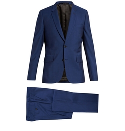Soho-Fit Wool-Blend Suit by Paul Smith in Quantico