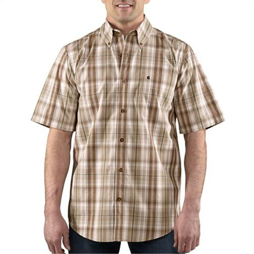 Bellevue Plaid Shirt by Carhartt in Neighbors