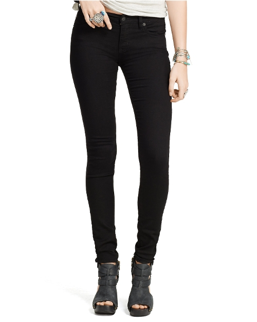 Super-Skinny Jeans by Ralph Lauren in Thor