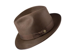 The Concourse Hat by Stetson in The Blacklist