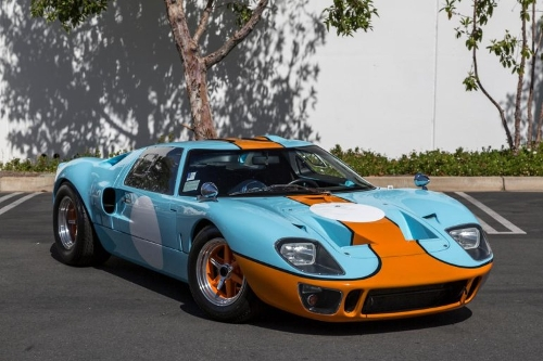 2008 Ford GT40 by Ford in Fast Five