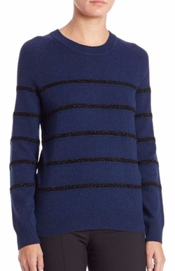 Lurex Striped Sweater by Tory Burch in Pretty Little Liars
