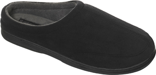 Men's Closed Back Slipper by Dearfoams in Masterminds