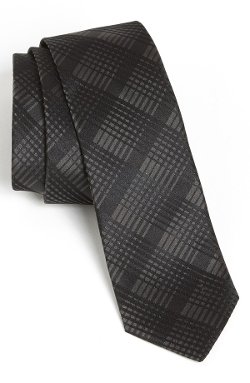 Woven Silk Tie by Hugo in Need for Speed